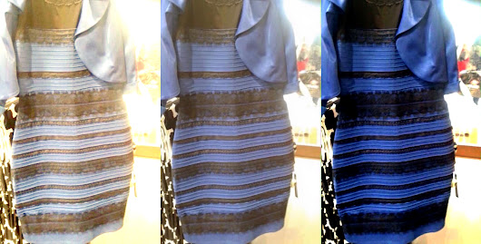 Is it White and Gold? Or Black and Blue?