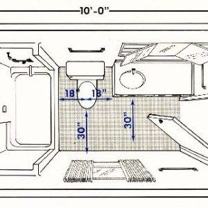 Best Of Bathroom Plans Layout pictures