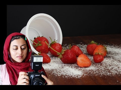 Strawberry Photography