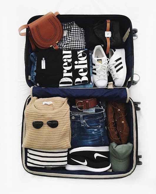 Tips For Packing Well • BrightonTheDay