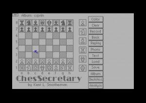 ChesSecretary2 - 2