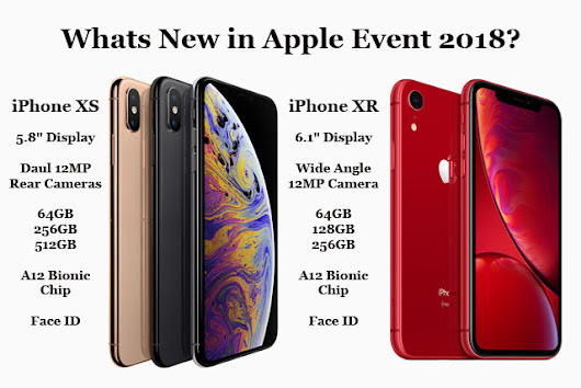 All You Need to Know About iPhone XS and XR | Apple Event 2018