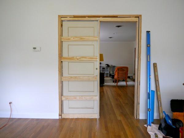 How to build a pocket door - C.R.A.F.T.