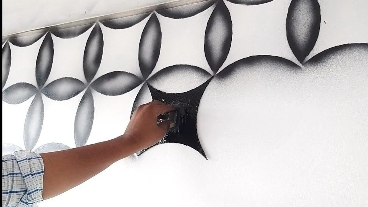 3d Wall Painting Popular Century