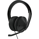 Microsoft Xbox One Stereo Over-Ear Headset - Uni-Directional