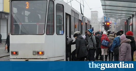 The Tallinn experiment: what happens when a city makes public transport free? | Cities | The Guardian