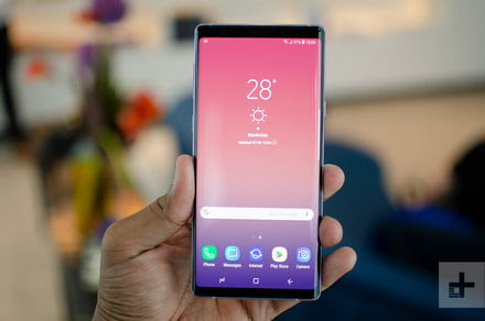 Samsung Galaxy Note 9 vs. OnePlus 6: Does more expensive mean better? - AIVAnet