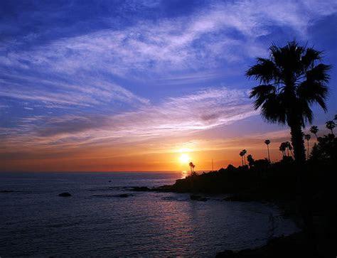 sunset wallpaper laguna beach california wallpapersafari
