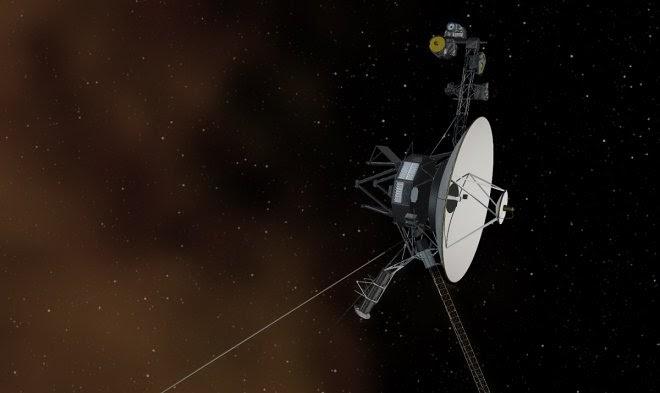 «Вояджер-1» засек в межзвездном пространстве устойчивый плазменный гул