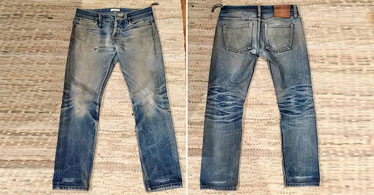 Unbranded UB121 (3.5 Years, Unknown Washes, 1 Soak) - Fade Friday
