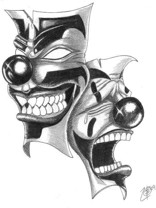 Tattoone Cakyud Laugh Now Cry Later Tattoo Designs