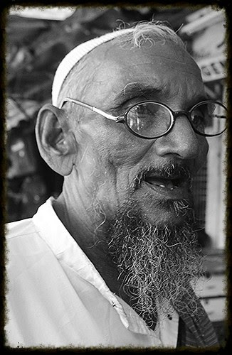 The Muslim Beggar Got A Raw Deal From God by firoze shakir photographerno1