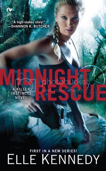 Midnight Rescue Cover
