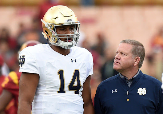 "Why DeShone Kizer needs to worry about gettin' drafted first! ""Slow Ya Roll"""