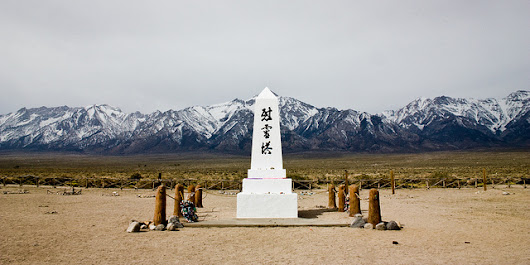 Visiting Manzanar National Historic Site with Kids - No Back Home
