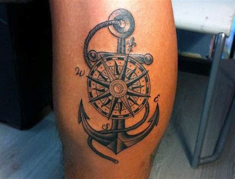 tattoo trends  anchor tattoos  men  sea