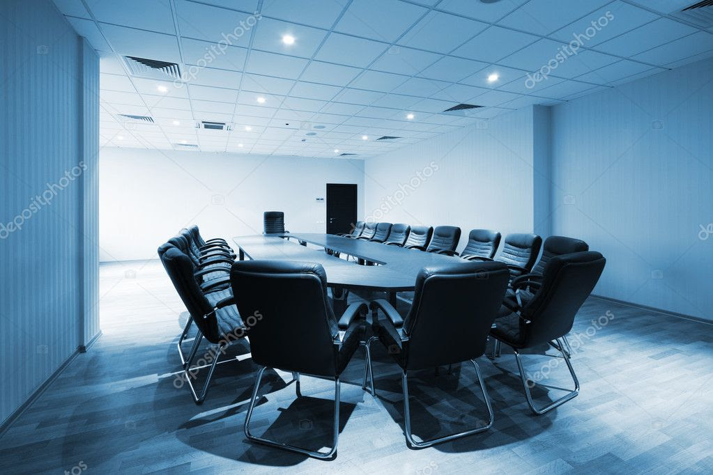Modern conference room | Stock Photo © igor terekhov #
