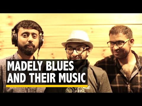 The Quint: Madley Blues: Telling Stories Through Song