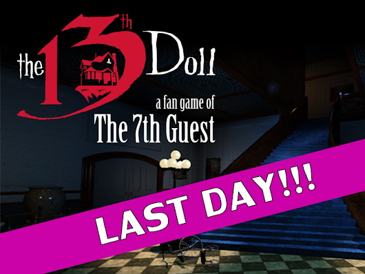 The 13th Doll: A Fan Game of The 7th Guest by Attic Door Productions — Kickstarter