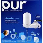 Pur Classic Faucet Filtration System, White