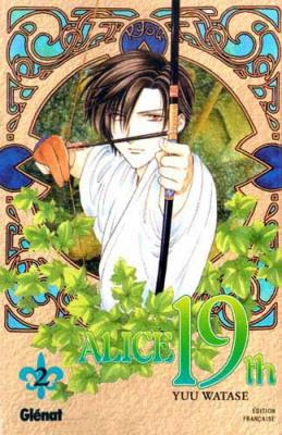 Couverture Alice 19th, tome 2