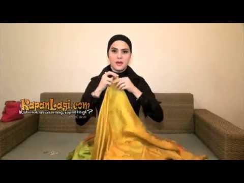 VIDEO : tutorial hijab angel lelga - memutuskan untuk mengenakanmemutuskan untuk mengenakanhijabsebagai mahkota di kepalanya, angel lelga memiliki cirri khas tersendiri dalam ...