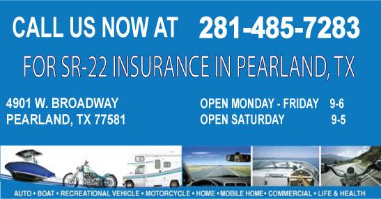 Cheap SR22 Insurance in Pearland, TX - Insurance Plus ...