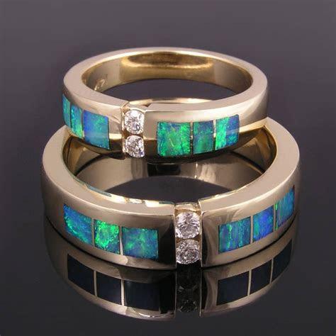 Australian Opal Engagement Rings ? Jewelry
