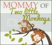 Mommy of Two Little Monkeys