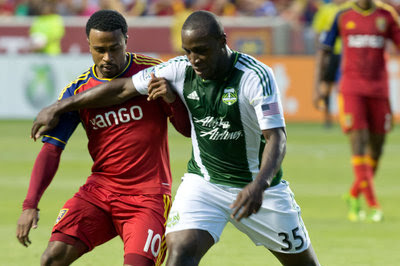Quick Recap: Real Salt Lake Ousts the Timbers from USOC Play