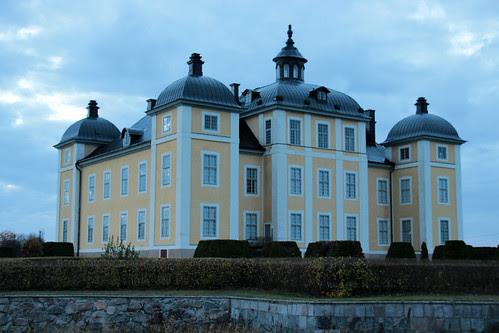 Strömsholms slott by Yvonne L Sweden