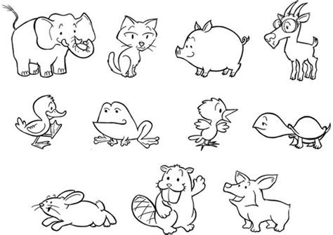 baby animal coloring pages bestofcoloringcom