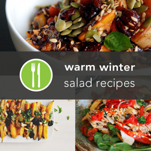 5 Healthy, Warming Winter Salads from Around the Web