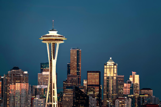 Sleepless In Seattle by Eduard Moldoveanu
