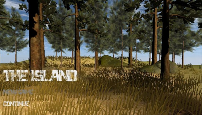 Lost on Island v0.0.1a Released