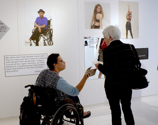 Disability Fashion Exhibit Brings Industry's Newest Frontier to Cornell