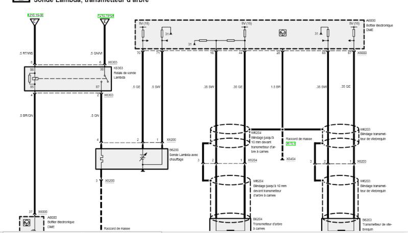 Schaltplan Bmw E36 325i