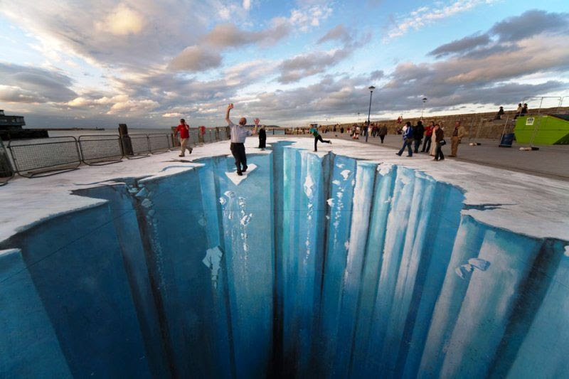 hDQ2S The Incredible World Of 3D Street Art