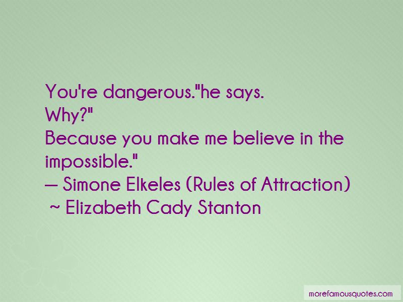 Rules Of Attraction Simone Elkeles Quotes Top 1 Quotes About Rules