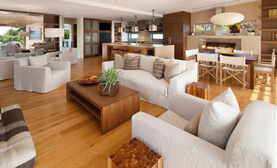 Kitchen And Family Room Combinations Dream House