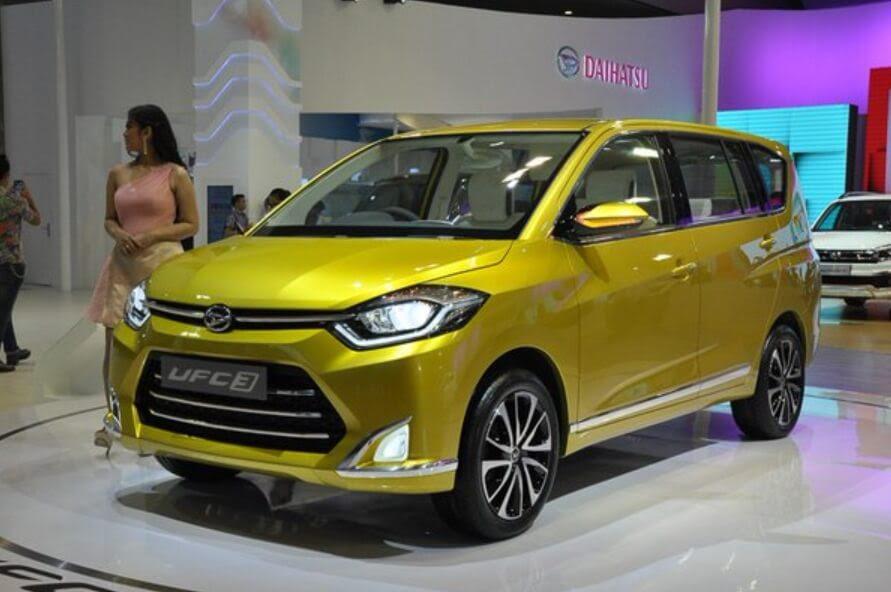 Harga Mobil Daihatsu Second
