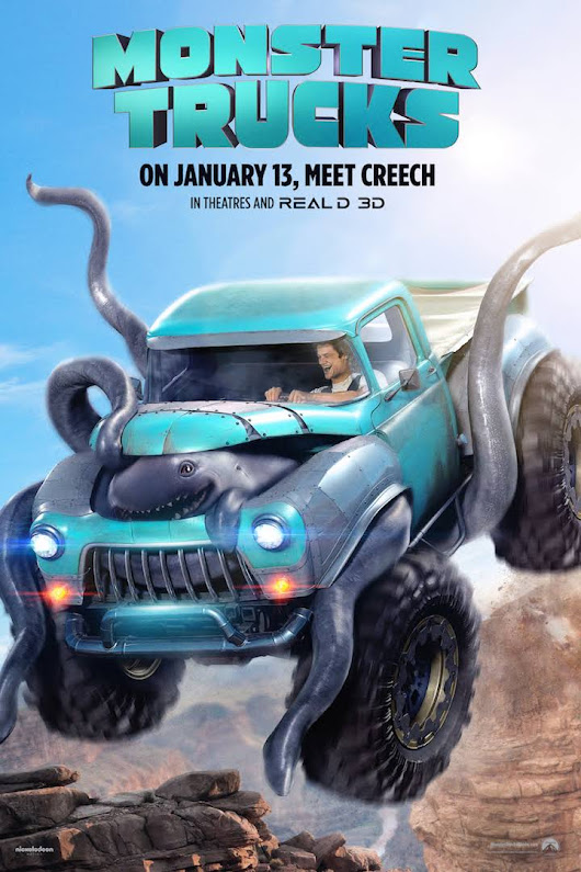 GIVEAWAY! Monster Trucks Movie, Toys and Party Ideas - Charlene Chronicles