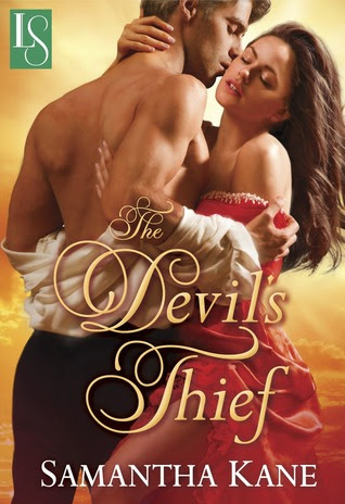 The Devil's Thief: A Loveswept Historical Romance