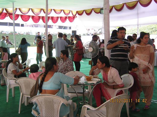 Delicious food at  Kolte-Patil Life Republic, Marunji - Hinjewadi, Pune 411 057