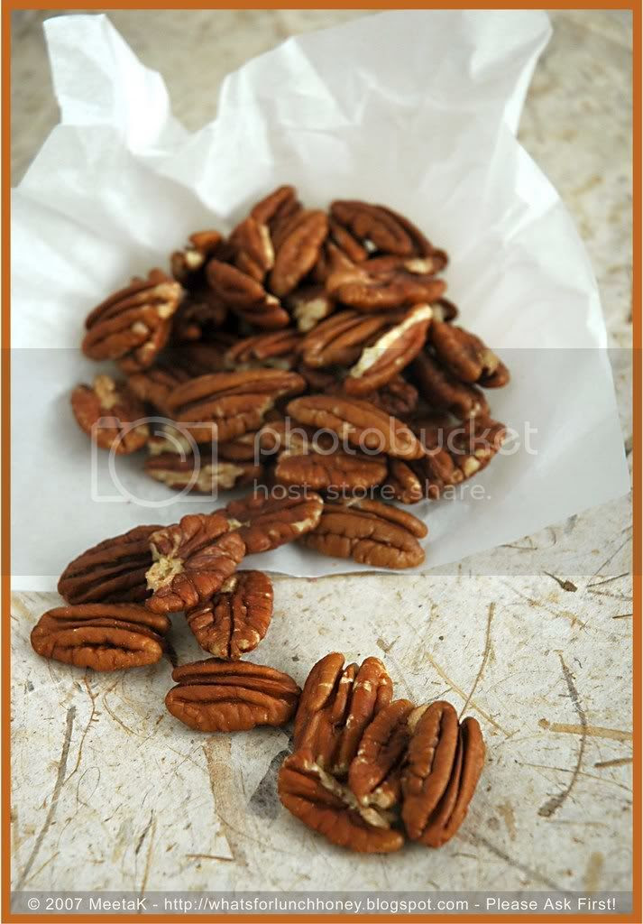 Nuts Pecans 01 by MeetaK