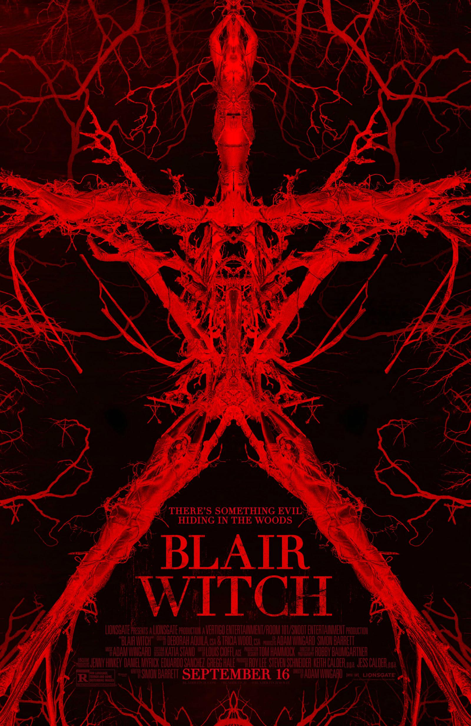 Resultado de imagem para Blair Witch 2016 posters