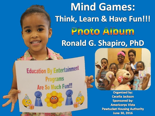 Mind Games: Think, Learn & Have Fun!!! Pawtucket Housing Authority, P…