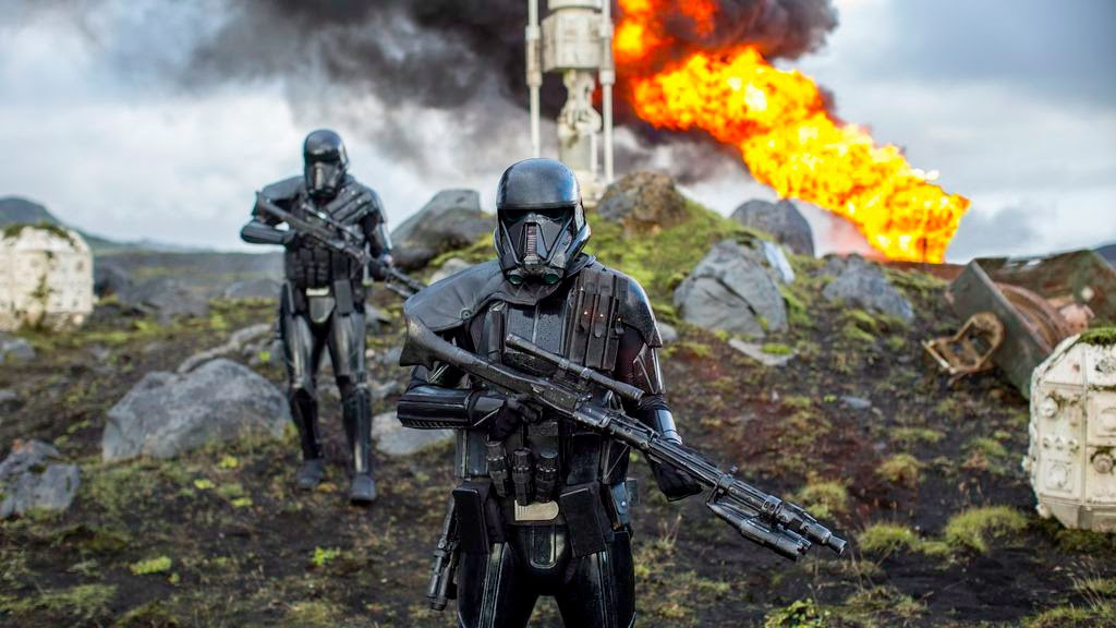 Star Wars ComLINKS: Rogue One Newcomer | Anakin and His Angel