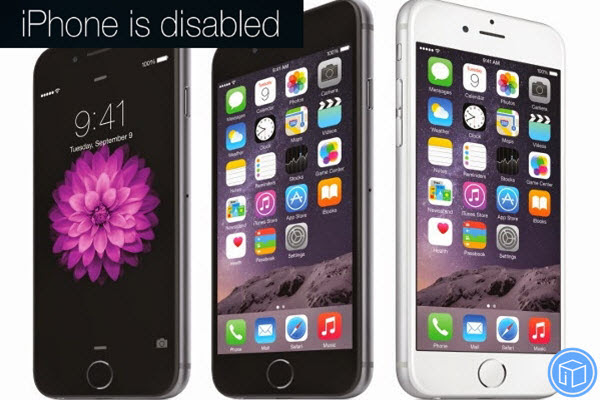 How Can I Recover Photos From My Disabled iPhone?