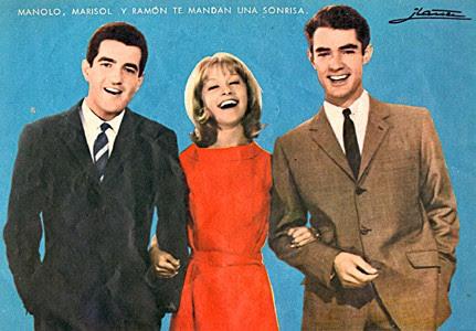 Dúo Dinámico y Marisol, 1964